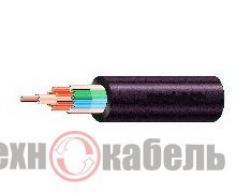 Кабель контрольный негорючий КВВГнг 7х1,5