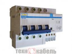 Дифференциальный автоматический выключатель ДВ-2006