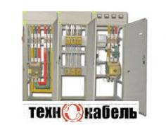 Панели распределительных электрических щитов ЩО-90