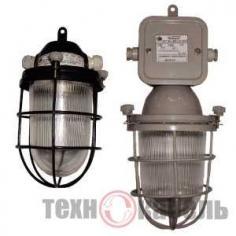 Взрывозащищённый, рудничный светильник НСР 06С