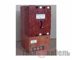Автоматические выключатели ВА09–36С