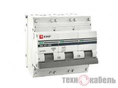 Автоматические выключатели ВА 47-100