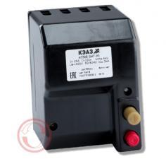 АП50Б автоматический выключатель КЭАЗ на токи от до 63А