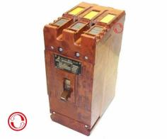 Автоматические выключатели ВА3775